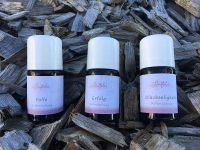 fuelle erfolg glueckseligkeit aromoatherapie energetik duftelei weiz